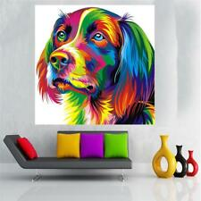 20-60cm Unframed Canvas Print Wall Hanging Art Painting Picture Decor