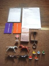 Chad Valley Escalado Classic Horse Racing Game Spare Parts Horses Jockey's Etc