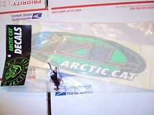 Brand NEW Arctic Cat ZL snowmobile decal, Trailer, Truck decal, ZL, 4209-135