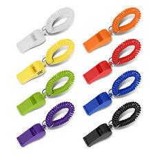 150 x Coil Whistle Toy Sports Bulk Gifts Promotion Business Merchandise
