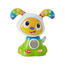 Fisher-Price Dance and Move Beat Bow Wow Interactive Learning Toy - Green