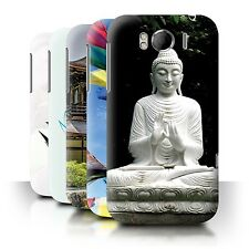 STUFF4 Back Case/Cover/Skin for HTC Sensation XL/G21/Inner Peace