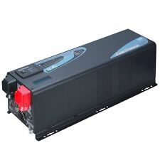 4000w Peak 12000w Pure Sine Wave Inverter Charger 24V Or 48VDC to 240VAC