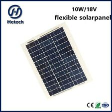 New semi-flexible solar panel 10W Poly chinese solar panels price for phone