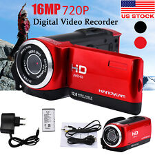2.8'' TFT LCD 16MP 720P HD Digital Video Recorder Camera 16x ZOOM DV Camera US