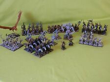 WARHAMMER WOOD ELVES ARMY - MANY UNITS TO CHOOSE FROM