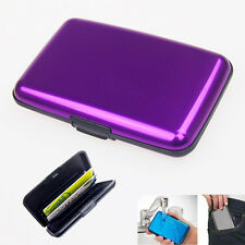 New Business ID Credit Card Holder Wallet Pocket Case 6 card slots package