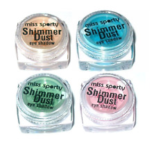Miss Sporty by Coty Shimmer Dust Loose Powder Eye Shadow BRAND NEW