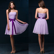 Short Evening Prom Formal Party Homecoming Graduation Bridesmaid Cocktail Dress