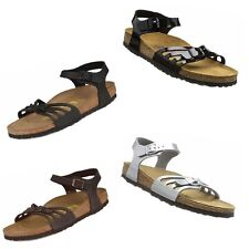 Birkenstock Bali Sandals Shoes Ankle-Strap Women leather Synthetic patent narrow