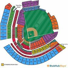Cincinnati Reds vs St. Louis Cardinals Tickets 6/8/17 (Cincinnati)