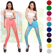 Sexy Women Skinny Jeggings Stretchy Slim Pants Leggings Pencil Tight Trousers