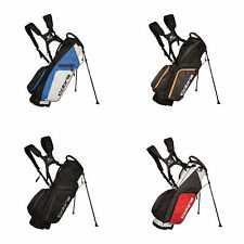 COBRA ULTRALIGHT STAND GOLF BAG MENS - NEW 2017 - 4 WAY TOP 4.5lbs