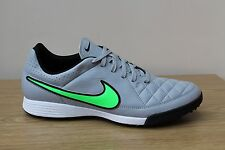 Nike Mens Tiempo Genio Leather Astroturf trainers Brand New In Box RRP £49.99