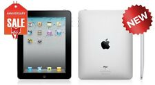NEW Apple iPad 1st gen WiFi + 3G Unlocked Tablet | Black | 16GB 32GB or 64GB |