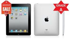 Apple iPad 1st gen WiFi + 3G Unlocked Black | 16GB 32GB or 64GB | GRADE A (R)