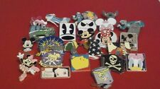 Disney Trading Pins_25 Pin Lot_Free Ship_No Duplicates_100% Disney_B11