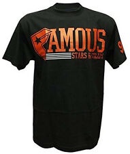 Famous Stars and Straps Think Fast T-shirt Black