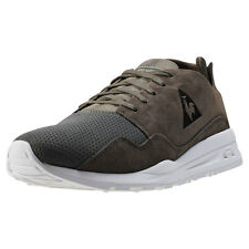 Le Coq Sportif Lcs R Pure Mono Luxe Mens Trainers Olive New Shoes
