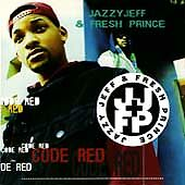 Code Red by DJ Jazzy Jeff & the Fresh Prince (CD, Sep-1993, Jive (USA)) Used