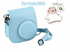 Instant Camera Leather Case Bag for Polaroid Photo Camera Leather Case Bag MP