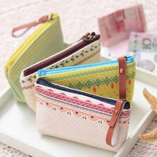 Cosmetic Cellphone Coin Bag Purse Makeup Pouch Wallet