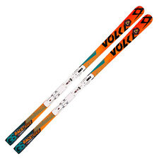 Volkl Racetiger Speedwall GS R UVO Skis with 9mm Plate 115812