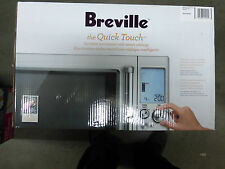 Breville Quick Touch - Stainless - BMO734 Microwave Oven