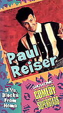 Showtime Comedy Superstars - Paul Reiser: 3 1/2 Blocks From Home (VHS, 1995) NEW