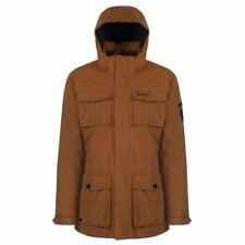 Regatta Penkar Insulated Jacket Mens Brown Jackets Coats Outerwear