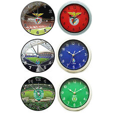 SL Benfica FC Porto Sporting CP Portugal Wall Clock *2 Models for Team