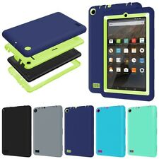 "Shockproof Heavy Duty Hard Protect Case Cover for Amazon Kindle Fire 7"" Tablet"