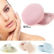 Face Body Powder Puff Cosmetic Makeup Soft Sponge cotton beauty tool  AN18