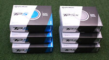 TaylorMade 2017 TP5 & TP5x Dozen Golf Balls Choose Model and Quantity - NEW