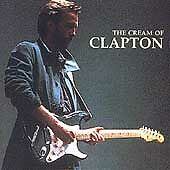 Eric Clapton - Cream of Clapton (1995) CD Greatest Hits/Best Of