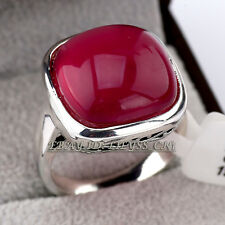 A1-R3038 Fashion Simulated Gemstone Ring 18KGP Size 5.5-9