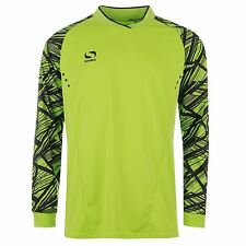 Sondico Pro Goal Keeper Jersey Elasticated Sports Top Casual Mens Gents