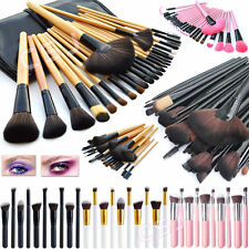 Pro Makeup Cosmetic Foundation Brushes Set Powder Eyeshadow Brush Lip Brush Tool