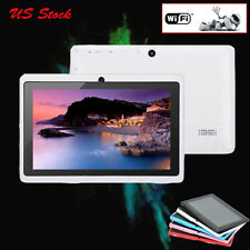 "7"" inch Android 4.4 Quad Core Tablet PC MID 8GB Dual Camera Wifi Bluetooth USA"