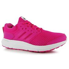 adidas Galaxy 3 Running Shoes Womens Pink/White Trainers Sneakers Sports Shoe