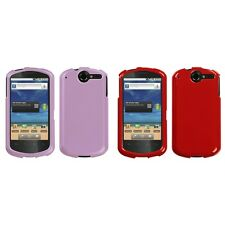 For Huawei Impulse 4G U8800 Rigid Plastic Hard Snap-On Case Phone Cover
