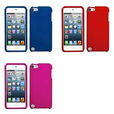 For Apple iPod Touch 5th 6th Gen Rigid Plastic Hard Snap-On Case Phone Cover
