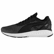 Puma Ignite 3 Running Shoes Womens Black/White Trainers Sneakers Sports Shoe