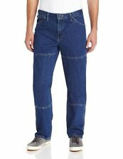 Relaxed Straight Fit Double Knee Carpenter Jean
