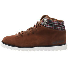adidas Seneo Rugged Men's Hiking Shoes Hiking Boots Boots Brown Leather