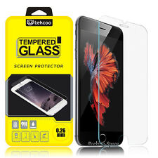 HD Premium Real Tempered Glass Film Screen Protector For iphone 5S 6 6S 7 Plus