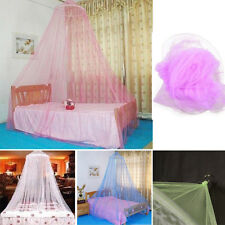 Round Canopy Bed Mosquito Net Curtain Dome Mosquito Netting Home Bedroom Decor