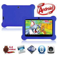 """7"""" Inch Android Tablet 8GB Quad Core 4.4 Dual Camera Bluetooth Wifi Tablet PC UK"""