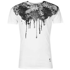 Religion Mens Gents Sunflower Crew T-Shirt Tee Top Clothing