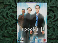 Spooks - Series 2 - Complete (DVD, 2004, 5-Disc Set, Box Set)
